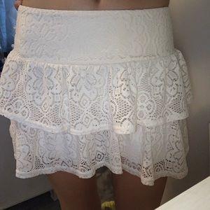 Selena Gomez Mini Skirt